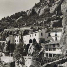 Postales: ZORITA DEL MAESTRAZGO-SANTUARIO LA BALMA-HOSPEDERIA-1005-COMAS ALDEA-POSTAL ANTIGUA-(66.684). Lote 191732716