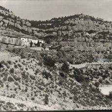 Postales: ZORITA DEL MAESTRAZGO-SANTUARIO LA BALMA-1002-COMAS ALDEA-POSTAL ANTIGUA-(66.687). Lote 191732871
