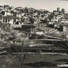 Postales: ZORITA DEL MAESTRAZGO-VISTA GENERAL-1001-COMAS ALDEA-POSTAL ANTIGUA-(66.688). Lote 191732985