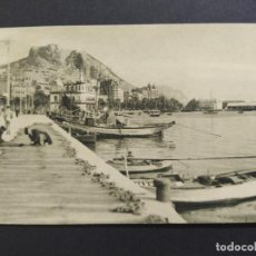 Postales: ALICANTE-PUERTO PESQUERO-F.MESAS-ARTE-POSTAL ANTIGUA-(66.703). Lote 191736873