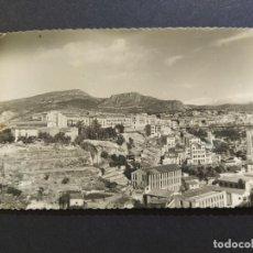 Postales: ALCOY-VISTA PARCIAL DEL TOSAL Y VIADUCTO DE CANALEJAS-2-ED·GARCIA GARRABELLA-POSTAL ANTIGUA-(66.705). Lote 191737125