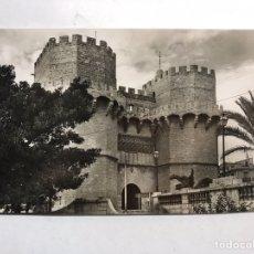 Postales: VALENCIA. POSTAL NO.303, TORRES DE SERRANOS. EDITA: SUBÍ (H.1950?) SIN CIRCULAR... Lote 191922415