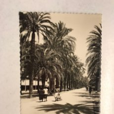Postales: ALICANTE. POSTAL NO.27, ESPLANADA DE ESPAÑA. EDITA: DANIEL ARBONES. ED. DARVI (H.1950?). Lote 191928330