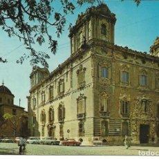 Postales: POSTAL VALENCIA - PALACIO DEL MARQUÉS DE DOS AGUAS - JDP, DURÁ VELASCO 1971. Lote 191929307