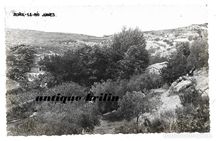 BUÑOL Nº 18 RIO JUANES .- GUILERA (Postales - España - Comunidad Valenciana Antigua (hasta 1939))