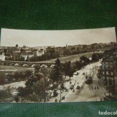 Cartoline: VALENCIA 646 EL RIO TURIA - JDP FOTO PENFEL - CIRC 1958. Lote 192081336