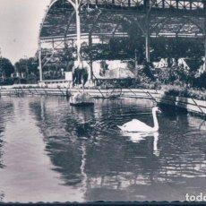 Postales: POSTAL VALENCIA - JARDINES DEL REAL ESTANQUE - JDP - CIRCULADA. Lote 193886342