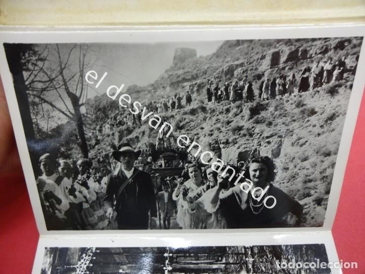 ZORITA DEL MAESTRAZGO. SANTUARIO DE LA BALMA. ACORDEÓN 9 POSTALES (Postales - España - Comunidad Valenciana Moderna (desde 1940))