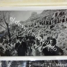 Postales: ZORITA DEL MAESTRAZGO. SANTUARIO DE LA BALMA. ACORDEÓN 9 POSTALES. Lote 194007451