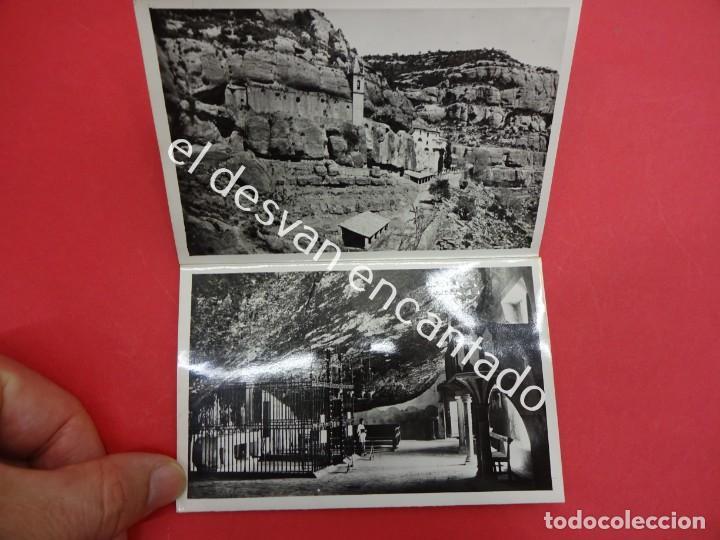 Postales: ZORITA DEL MAESTRAZGO. Santuario de la Balma. Acordeón 9 postales - Foto 3 - 194007451