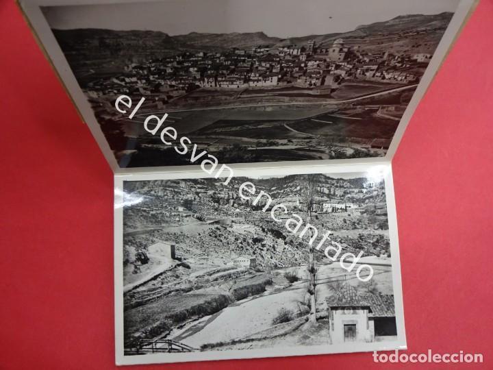 Postales: ZORITA DEL MAESTRAZGO. Santuario de la Balma. Acordeón 9 postales - Foto 5 - 194007451
