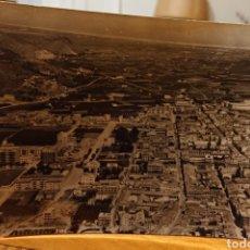 Postales: POSTAL GANDIA, VALENCIA. VISTA AÉREA, SIN CIRCULAR.. Lote 194153411