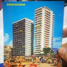 Postales: POSTAL BENIDORM N 812 RUECK. Lote 194212890