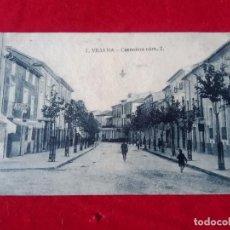 Postales: W.- 19.- POSTAL DE-- VILLENA -- ( ALICANTE ).- CORREDERA NUM. 2 .- JUAN J. AMOROS.- SIN CIRCULAR . Lote 194216438