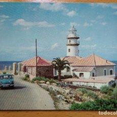Postales: CULLERA - EL FARO 1964 - ROYO Nº3 - GORDINI. Lote 194216471