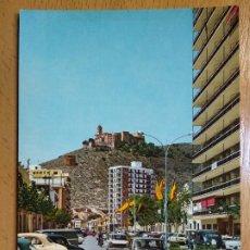 Postales: CULLERA, AVENIDA DE PERIS MENCHETA, GARCIA GARRABELLA, Nº7.. Lote 194218002