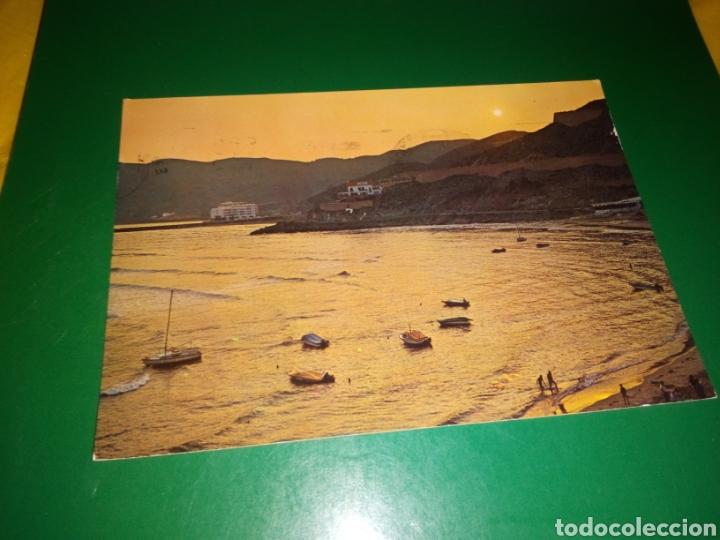 ANTIGUA POSTAL DE CULLERA DE VALENCIA. AÑOS 60 (Postales - España - Comunidad Valenciana Moderna (desde 1940))