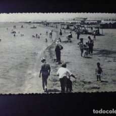 Postales: SANTA POLA., PLAYA DE PONIENTE.(ALICANTE) . Lote 194239168