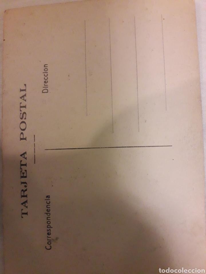 Postales: Antigua postal de Valencia pabellón de la feria - Foto 2 - 194249580