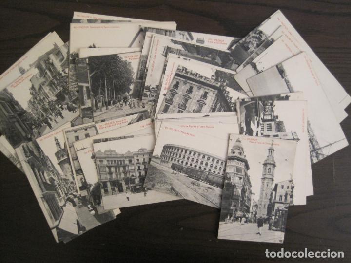 Postales: VALENCIA-LOTE DE 57 POSTALES ANTIGUAS-THOMAS-VER FOTOS-(67.003) - Foto 2 - 194333088