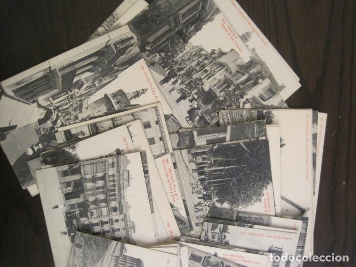Postales: VALENCIA-LOTE DE 57 POSTALES ANTIGUAS-THOMAS-VER FOTOS-(67.003) - Foto 3 - 194333088