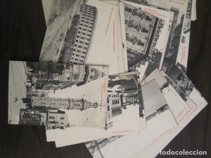 Postales: VALENCIA-LOTE DE 57 POSTALES ANTIGUAS-THOMAS-VER FOTOS-(67.003) - Foto 4 - 194333088