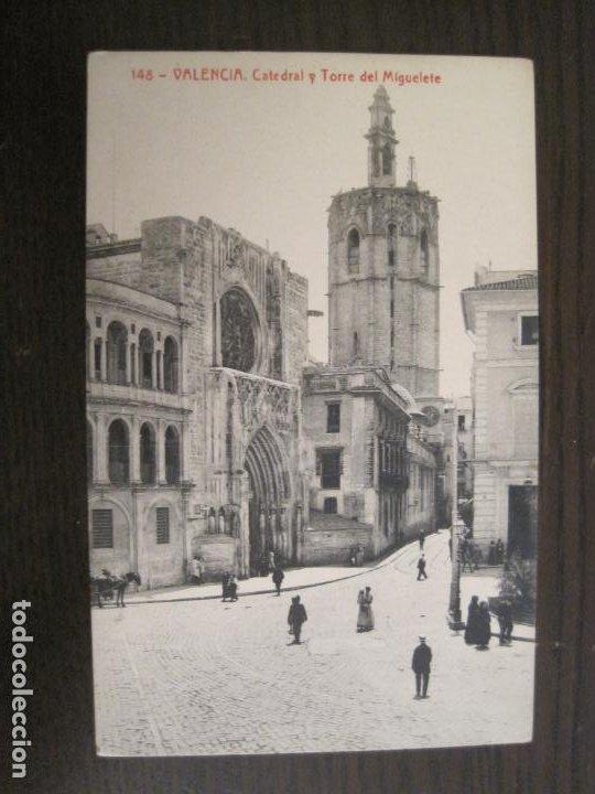 Postales: VALENCIA-LOTE DE 57 POSTALES ANTIGUAS-THOMAS-VER FOTOS-(67.003) - Foto 43 - 194333088
