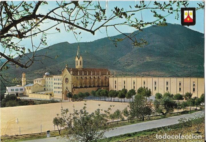 == P1516 - POSTAL - EL CARMEN - ONDA - MUSEO DE CIENCIAS NATURALES (Postales - España - Comunidad Valenciana Moderna (desde 1940))