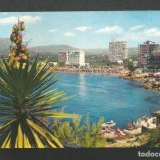 Postales: POSTAL CIRCULADA - BENIDORM 532-2 - PLAYA DE LEVANTE - ALICANTE - EDITA SEIX BARRAL. Lote 194551422