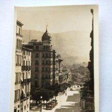 Postales: POSTAL -- ALCOY - AVENIDA DEL GENERALISIMO -- MONLLOR -- ESCRITA --. Lote 194622442
