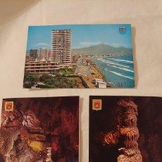 Postales: 3 POSTALES ALICANTE. Lote 194644407