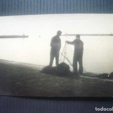 Postales: VINAROZ-VALENCIA-ESCENA DEL PUERTO. Lote 194694167