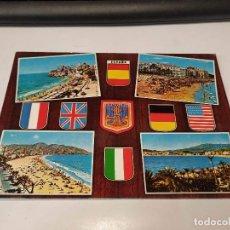 Postales: ALICANTE - POSTAL BENIDORM. Lote 194700100