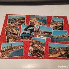 Postales: ALICANTE - POSTAL BENIDORM. Lote 194700205