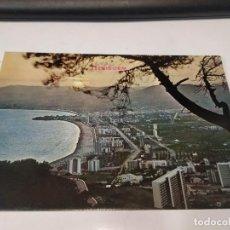 Postales: ALICANTE - POSTAL BENIDORM - VISTA NOCTURNA. Lote 194700288