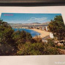Postales: ALICANTE - POSTAL BENIDORM - VISTA PINTORESCA. Lote 194700641