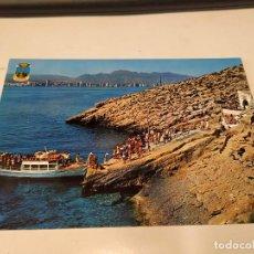 Postales: ALICANTE - POSTAL BENIDORM - L'ILLA. Lote 194703821