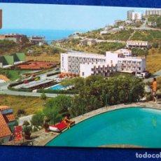 Postales: OROPESA DEL MAR - CASTELLON - LAS PLAYETAS - HOTEL EL CID. Lote 194745508
