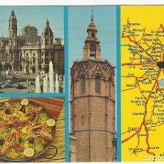 Postales: VALENCIA - 1049.- VALENCIA TIPICA.. Lote 194779268