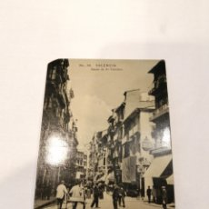 Postales: N°38. VALENCIA. BAJADA DE SAN FRANCISCO. POSTAL.COLECCION E. B. P. CIRCA 1922. Lote 194872805