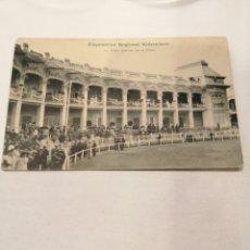 Postales: POSTAL. EXPOSICION REGIONAL VALENCIANA. 49. VISTA PARCIAL DE LA PISTA. 1909. ANDRÉS FABERT EDITOR.. Lote 194873485