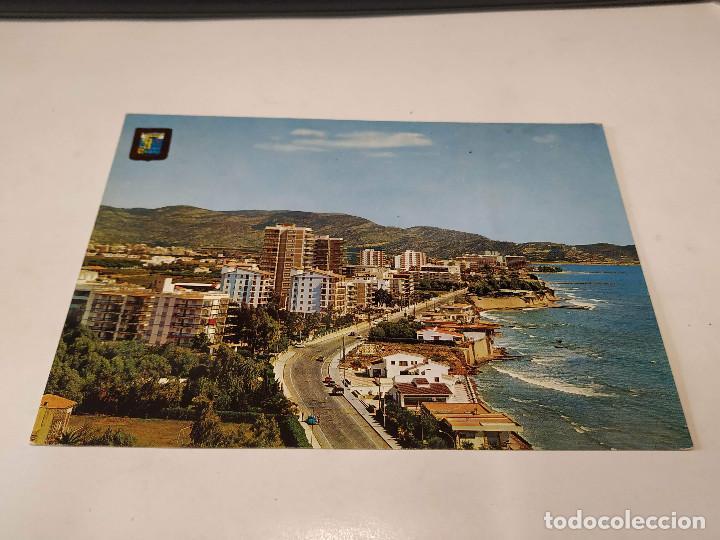 CASTELLÓN - POSTAL BENICASIM - LAS VILLAS - VISTA PARCIAL (Postales - España - Comunidad Valenciana Moderna (desde 1940))