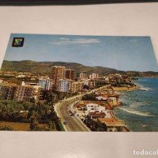 Postales: CASTELLÓN - POSTAL BENICASIM - LAS VILLAS - VISTA PARCIAL. Lote 194881888