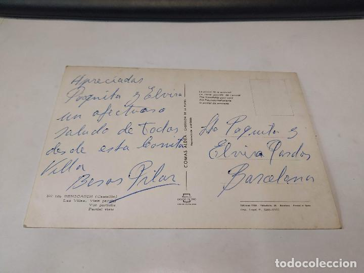 Postales: CASTELLÓN - POSTAL BENICASIM - LAS VILLAS - VISTA PARCIAL - Foto 2 - 194881888