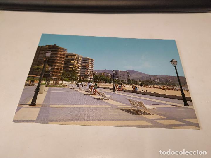 CASTELLÓN - POSTAL BENICASIM - PASEO MARÍTIMO (Postales - España - Comunidad Valenciana Moderna (desde 1940))
