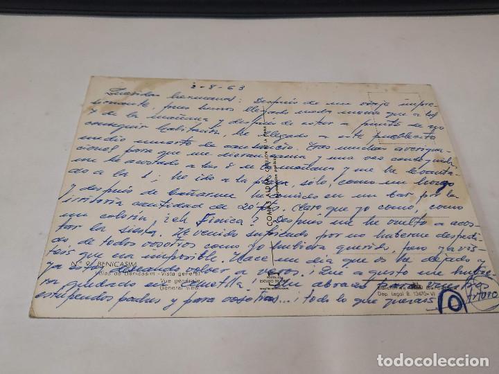 Postales: CASTELLÓN - POSTAL BENICASIM - VILLAS DE BENICASIM - VISTA GENERAL - Foto 2 - 194882135
