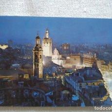 Postales: VALENCIA NOCHE. Lote 194882570
