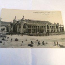 Postales: POSTAL. EXPOSICIÓN REGIONAL VALENCIANA. 101.SALON DE ACTOS. ANDRÉS FABERT EDITOR. 1909.. Lote 194914918