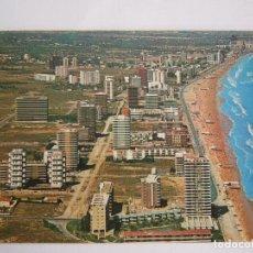 Postales: POSTAL ALICANTE - PLAYA SAN JUAN - VISTA AEREA - 1972 - COMERCIAL VIPA - SIN CIRCULAR. Lote 194931266