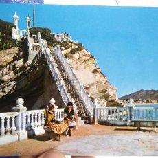 Postales: POSTAL BENIDORM CASTILLO N 32 RUECK. Lote 194934926